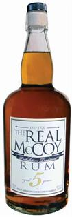 The Real Mccoy Rum 5 Year 750ml